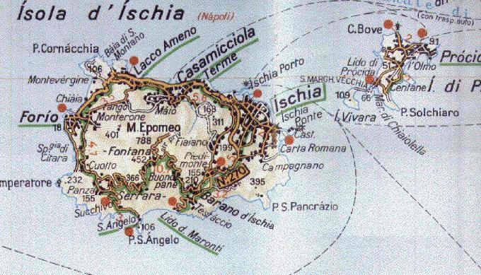 Ck Fip Tour Taliansko Ostrov Ischia Prehľad Ponuky
