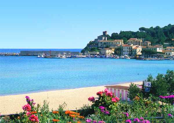 Taliansko - ostrov elba