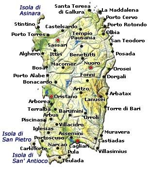 Ck Fip Tour Taliansko Sardinia Prehľad Ponuky